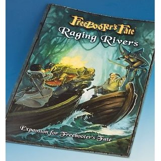 Freebooters Fate Raging Rivers dt.