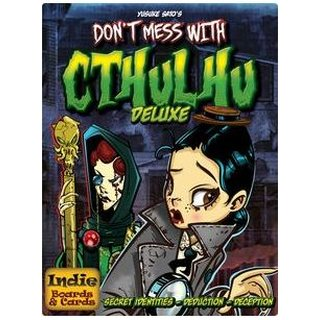 Dont mess with Cthulhu (Deluxe)