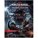 D&D Monster Manual - Monsterhandbuch dt.