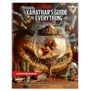 Dungeons & Dragons: Xanathars Guide to Everything - EN