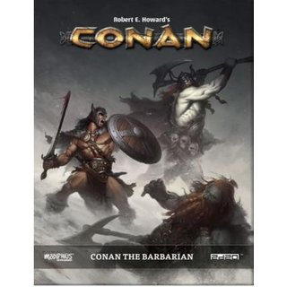 Conan: Conan The Barbarian (HC)