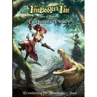 Freebooters Fate Tales of Longfall 2 Corporate Piracy dt.