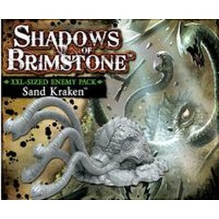 Shadows of Brimstone: Sand Kraken XXL Sized Enemy Pack