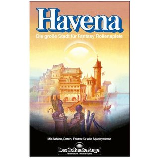 Havena Stadtbox - Kaiser-Retro-Edition (remastered)