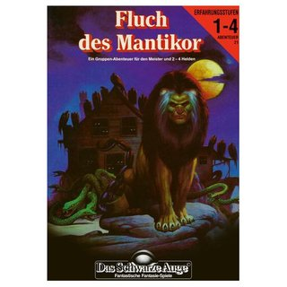Fluch des Mantikor (remastered)