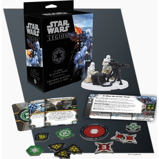 Star Wars: Legion - E-Web-Blaster-Team - Erweiterung DE/IT