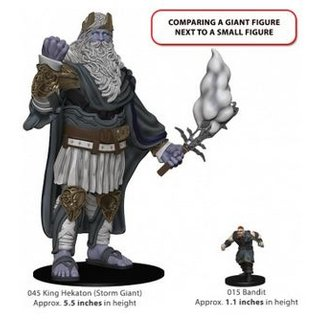 D&D Icons of the Realms Set 5: Storm Kings Thunder