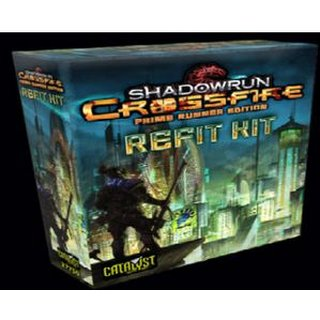 Shadowrun: Crossfire Refit Kit - EN