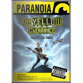 Paranoia - Yellow Clearance Black Box Blues - Abenteuer