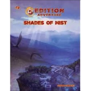 5th Edition Adventures C2 - Shades of Mist (5th Ed. D&D Adv.)
