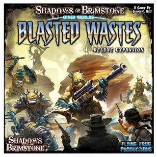 Shadows of Brimstone: Blasted Wastes Deluxe OtherWorld
