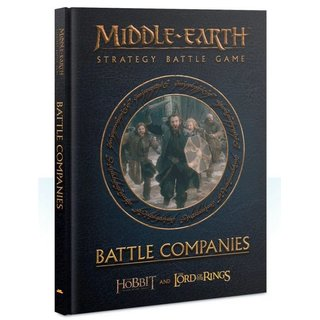 Middle-earth? Strategy Battle Game: Battle Companies (Englisch)
