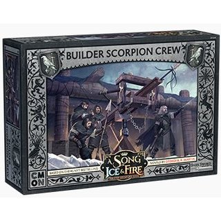 A Song of Ice & Fire - Builder Scorpion Crew (Skorpion-Mannschaft der Baumeister) - Erweiterung MULTI = CN/DE/ES/FR/IT/RU
