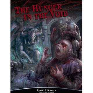 Shadows of the Demon Lord - THE HUNGER IN THE VOID