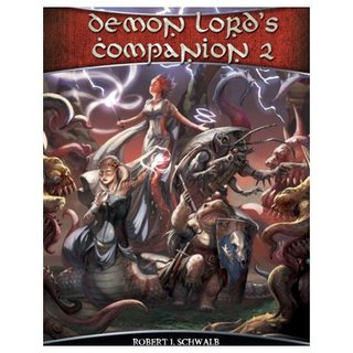 Shadows of the Demon Lord - DEMON LORDS COMPANION 2