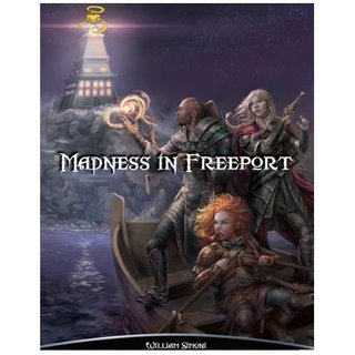Shadows of the Demon Lord - MADNESS IN FREEPORT