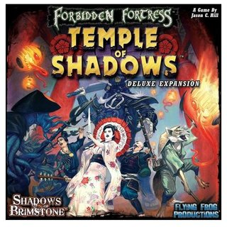 Shadows of Brimstone Temple of Shadows Deluxe Expansion