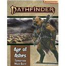Pathfinder Adventure Path: Tomorrow Must Burn (Age of...