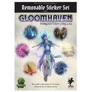 Gloomhaven - Removable Sticker Set:Forgotten Circles - EN