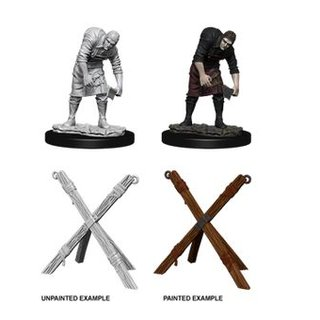 WizKids Deep Cuts Miniatures: Assistant & Torture Cross