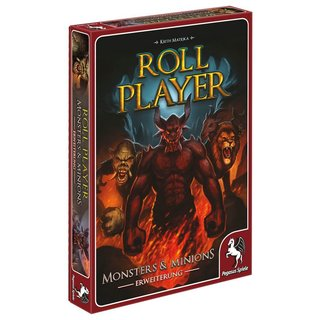 Roll Player: Monsters & Minions [Erweiterung]