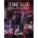 Vampire the Masquerade 5th Edition: Chicago By Night