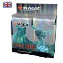 MTG - M21 Core Set Collector Booster EN
