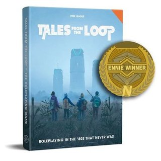 Tales from the Loop (80s Era RPG, Hardback)