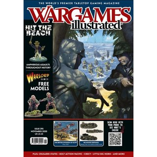Wargames Illustrated 395
