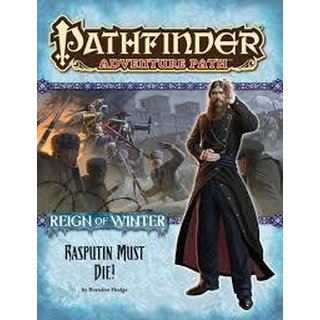 Adv. Path 71: Rasputin must Die! (Reign of Winter 5 of 6)