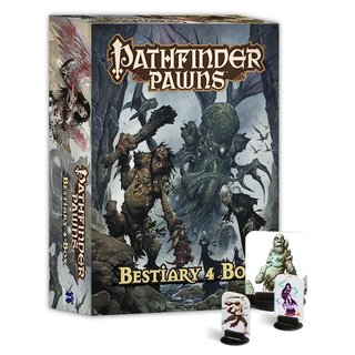 Pathfinder  Bestiary Box 4 (Pawn Collection)