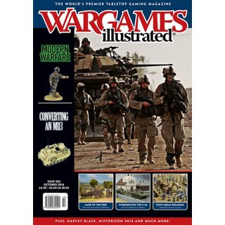 Wargames illustrated 324 Oktober 2014