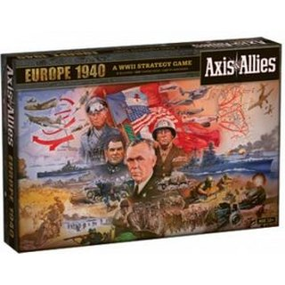 Axis & Allies: Europe 1940 Second Edition